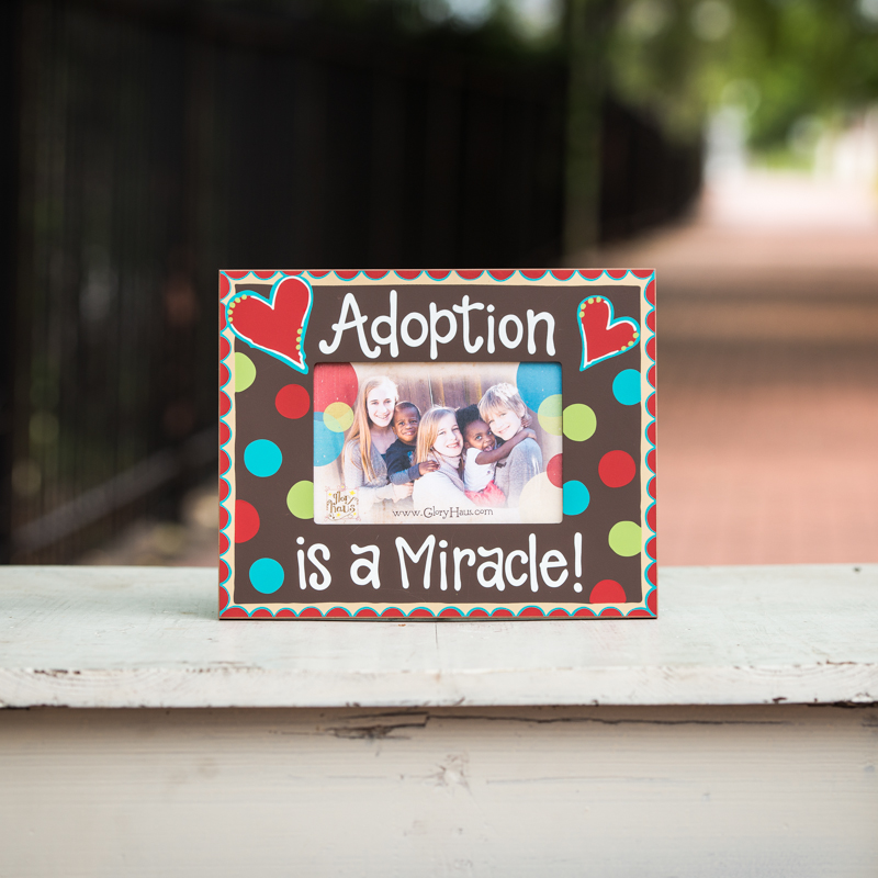 Glory Haus\' Adoption Is A Miracle Frame